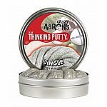 Jingle - Glow Holiday Limited Edition - Crazy Aaron's Thinking Putty