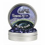North Star - Cosmic Holiday Limited Edition - Crazy Aaron's Thinking Putty