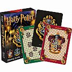 Harry Potter Crests -  Playing Cards