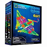 6-in-1 National Geographic Oceans