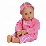 Adora Doll Play Time Baby - Pink - Medium Complexion