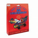 3D Colourables, Radical Race Cars