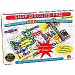 Snap Circuits PRO SC-500 Electronics Discovery Kit with Computer Interface