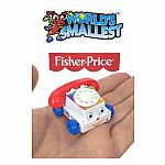 Fisher Price the Worlds Smallest Chatter Phone