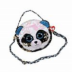 Bamboo - Panda Sequin Purse (TY Fashion)