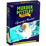 Murder Mystery Party -The Champagne Murder