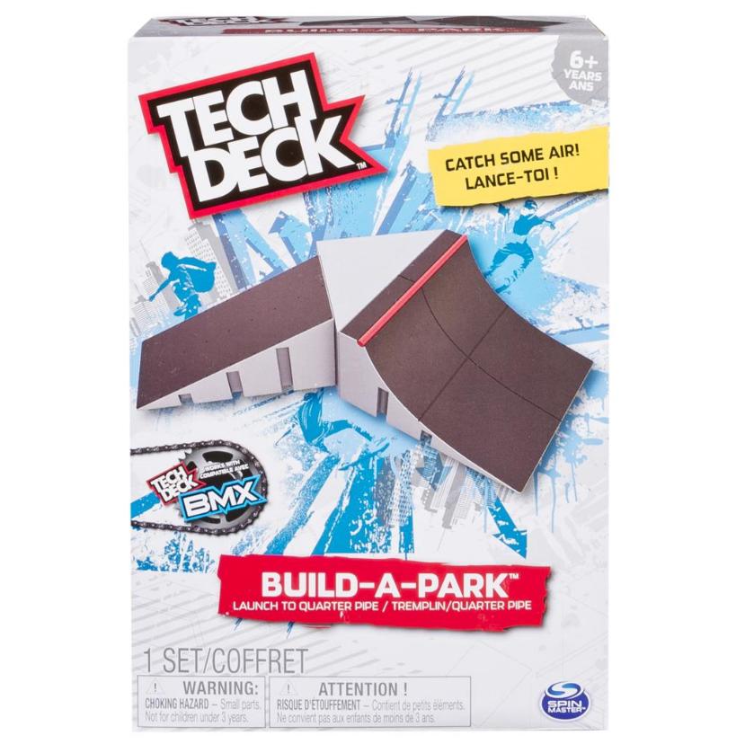 Tech Deck Build-A-Park - Toy Sense