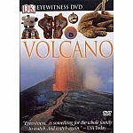 Eyewitness DVD Volcano