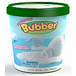 Bubber White Bucket