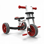 Ybike Evolve Trike - White and Red