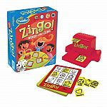 Zingo! - Bingo with a Zing Game
