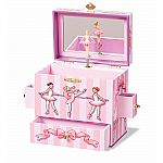 Ballet Class Musical Treasure Box