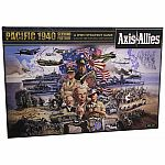 Axis & Allies 1940 Pacific