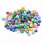 ABC Beads - Assorted Colors