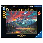 Alberta's Three Sisters - Ravensburger.