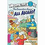All Aboard! - Berenstain Bears