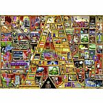 "Awesome Alphabet ""A"" - Ravensburger"