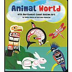 Animal World With Northwest Coast Native Art