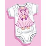 ANGEL ONESIE 12MTS