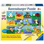 Animal Adventures - Ravensburger