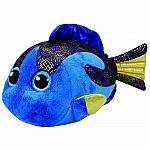 Aqua - Blue Fish (Medium)
