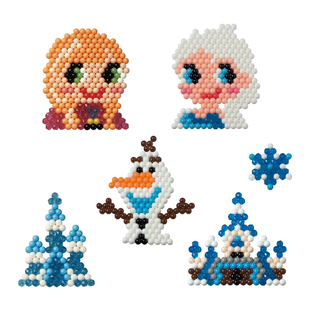 Aquabeads Frozen Playset D Toy Sense - Aquabeads templates
