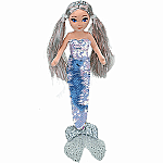 Athena - Sea Sequins Pastel and Silver Mermaid (Small)