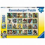 Awesome Athletes - Ravensburger