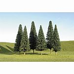 "3"" - 4"" Pine Trees - 9 Pack"