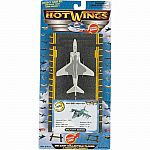 Hot Wings AV-8B Harrier Grey
