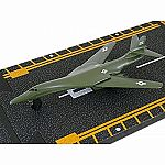 Hot Wings B-1 Lancer Bomber, Green