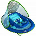Baby Spring Float with Sun Canopy - For Infants