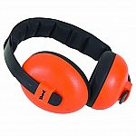 Banz Baby Earmuffs - Orange