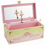 Ballet Shoes Musical Treasure Box