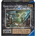 Escape Puzzle: The Forbidden Basement - Ravensburger
