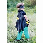 Bat Cape Set with Mask and Wrist Bands
