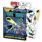 Batman Magnetic Action Playset