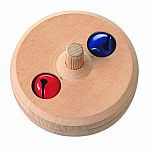 Fagus Bell Disk for Wooden Marble Run