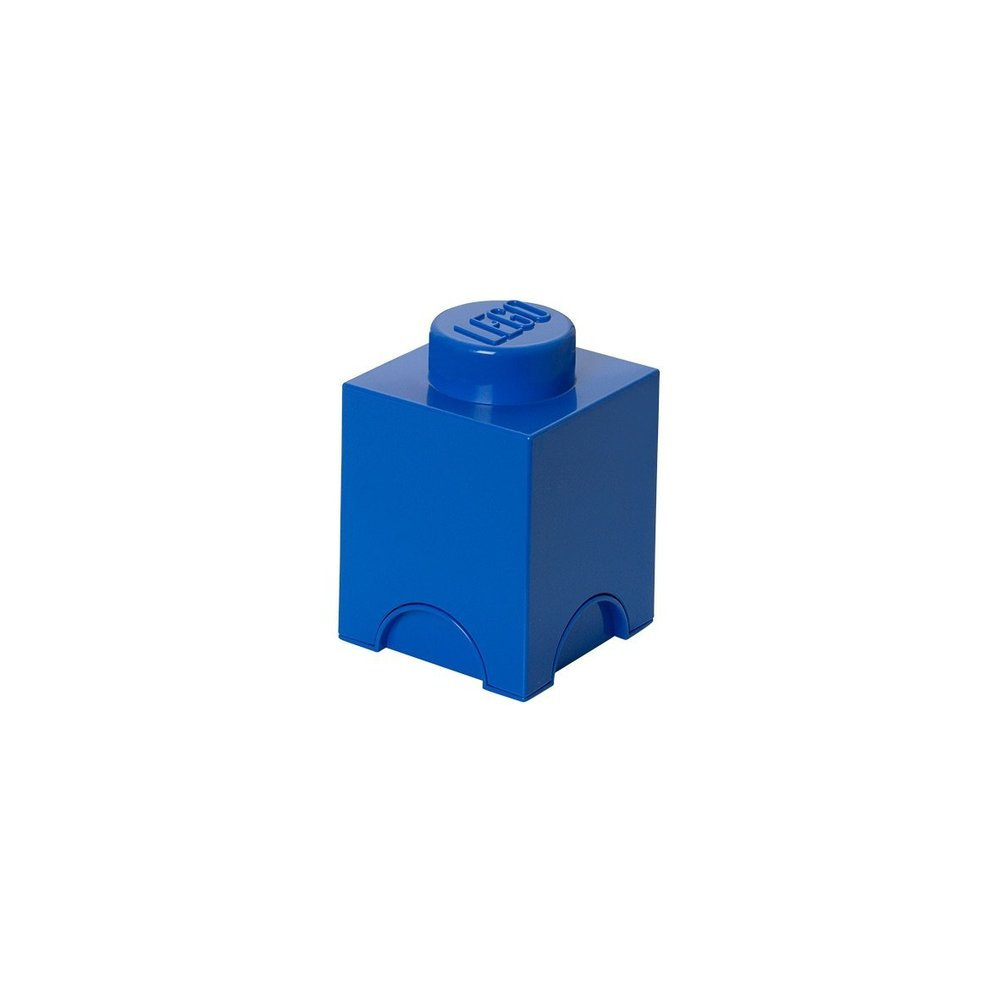 Lego Storage Brick 1 Knob Blue Toy Sense The Prize Is A Hexbug Hexcalator Which Was Featured Here Earlier This