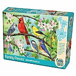 Bloomin' Birds - Cobble Hill Family Puzzle