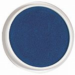 Jumbo Circular Washable Ink Pad - Blue