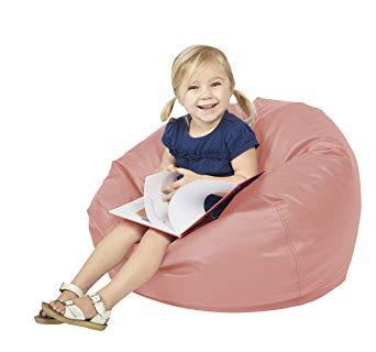 Superb Classic Bean Bag Jr 26 Blush Toy Sense Unemploymentrelief Wooden Chair Designs For Living Room Unemploymentrelieforg