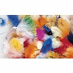 Marabou Feathers - Bright Hues Assortment