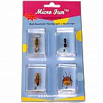 4 pcs Bug set