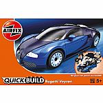 Bugatti Veyron 16.4 Quick Build Model
