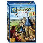 Carcassonne Base (New Edition).