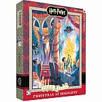 Christmas at Hogwarts - New York Puzzle Company