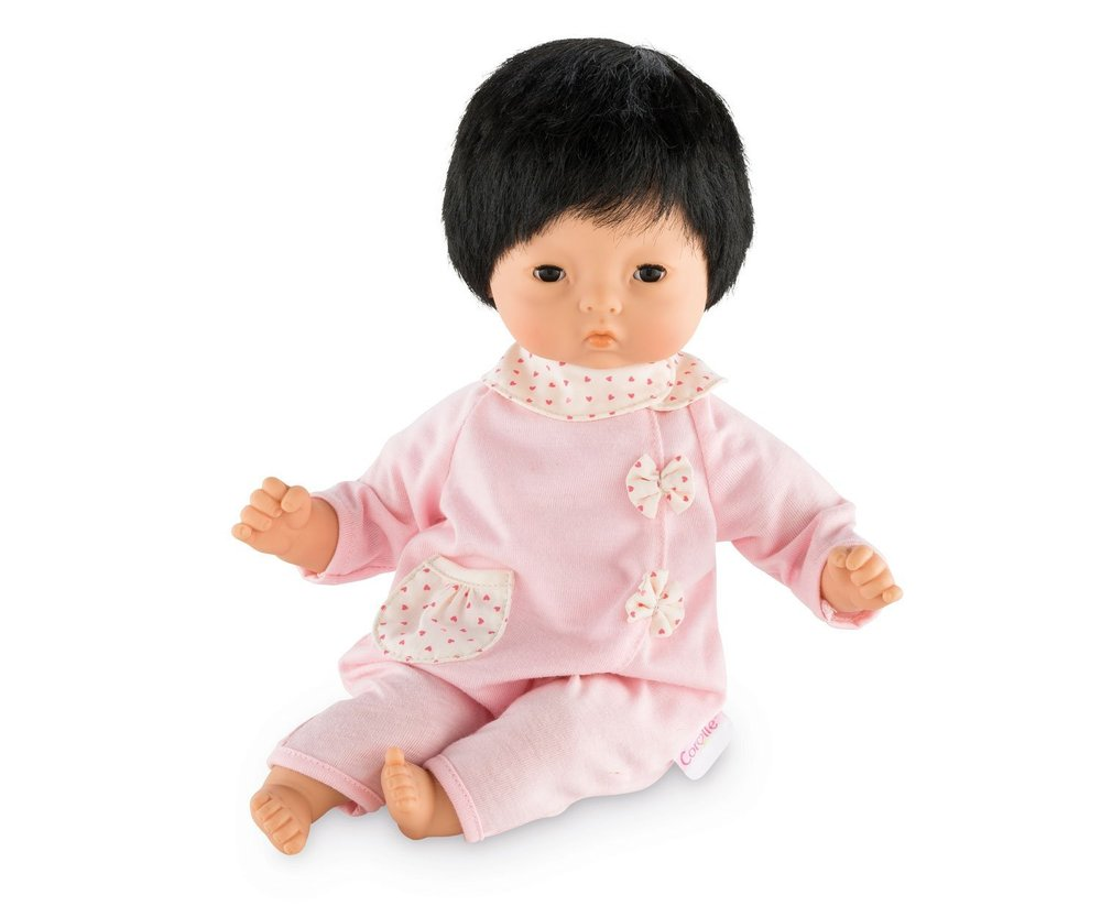 d2303fb2f9 Corolle Mon Premier Bébé Calin Yang Baby Doll - Toy Sense