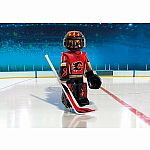 NHL Calgary Flames Goalie
