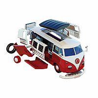 VW Camper Van Quick Build Model